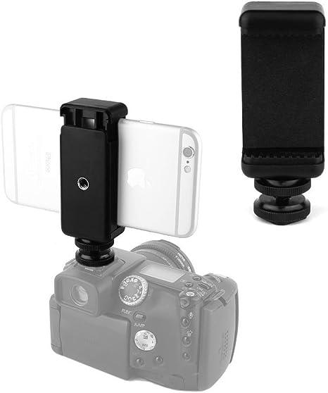 Kit de adaptador de montura de zapata – Conecte su teléfono A La ...