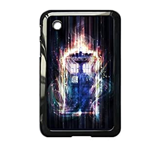 Generic Abs Back Phone Case For Teen Girls Print With Tardis For Samsung Galaxy Tab P3100 Choose Design 8