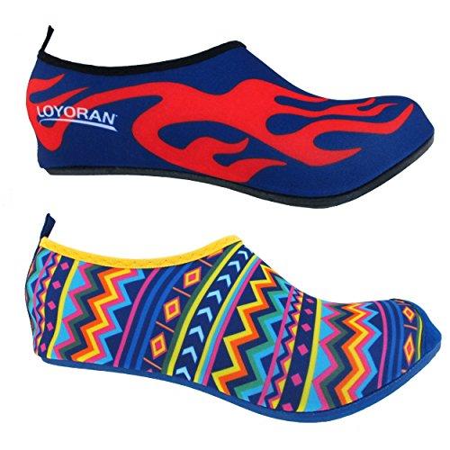 Bamboomn Assortimento Di Scarpe Da Spiaggia Per Il Running Aqua Running Dinamico Flessibile Ultra Leggero 4