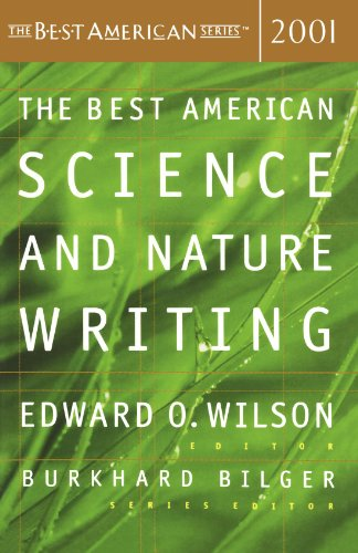 The Best American Science & Nature Writing 2001 (The Best American Series)