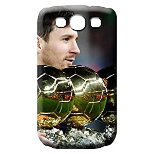 samsung galaxy s3 Dirtshock Specially Skin Cases Covers For phone phone carrying skins The Player Of Barcelona Lionel Messi Is His Trophies