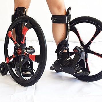 2018 - Patines grandes para rueda (40 km/h): Amazon.es: Deportes y aire libre