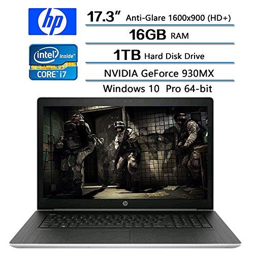 2018 HP Flagship ProBook 470 G5 Notebook PC, 17.3