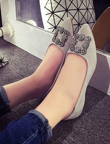 mujer de sint de PDX zapatos piel FqZOS