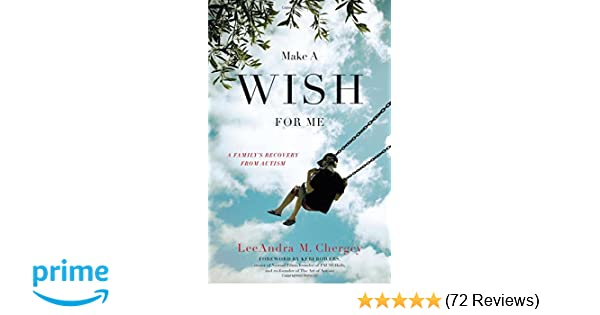 3592674d4 Make a Wish for Me  A Family s Recovery from Autism  LeeAndra ...
