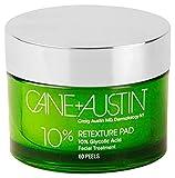 CANE + AUSTIN Retexturizing Treatment Pads, 60 Count