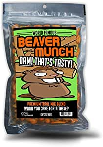 Beaver Munch Spicy Trail Mix Healthy Gift Funny Trail Mix Gift Bag Resealable Funny Healthy Gifts Beaver Gifts Gag Gifts For Men Beaver Munch Trail Mix Spicy Gifts Funny Stocking Stuffers Toys Games Amazon Com