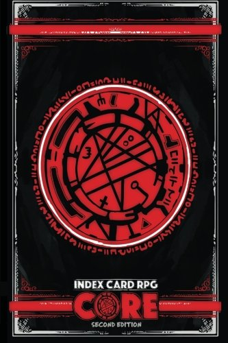 - Index Card RPG Core: Second Edition