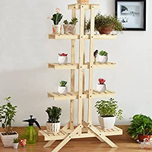 AmyHomie Artificial Plants Set of 4 Mini Fake Succulent Plants with Pots for Home Weeding Office Decoration 7