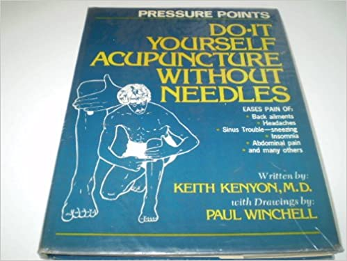 Pressure points do it yourself acupuncture without needles k pressure points do it yourself acupuncture without needles k kenyon 9780668043298 amazon books solutioingenieria