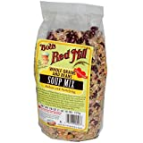 BOB's RED MILL Whole Grains and Beans Soup Mix, 737gm