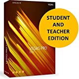 MAGIX Vegas Pro 17 Edit for Students & Teachers - Professional Video & Audio Editing