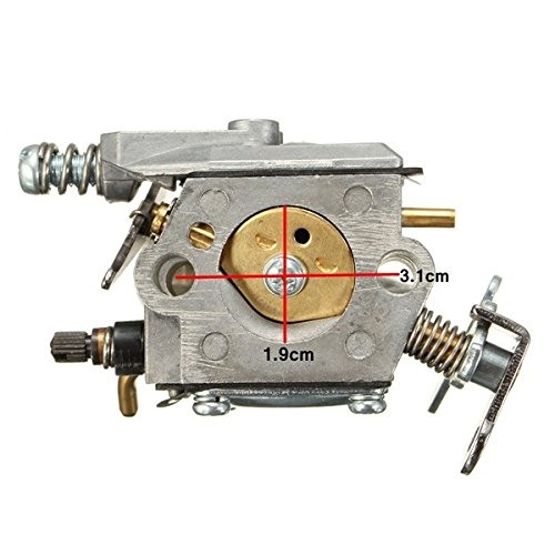 mower carburetor for poulan chain saw 1950 2050 2150 2375