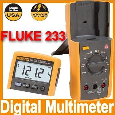 Fluke Electronics FLUKE-233 Digital Multimeter with Remote Display