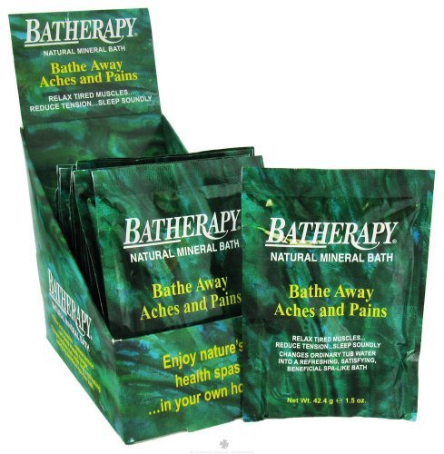 Queen Helene Batherapy Original 1.5 oz. Packets (Pack of 12) Display