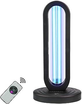 Hnooster - Lámpara de esterilización UV – UVC Ambientador ...