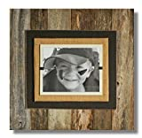 Beach Frames Rustic Reclaimed Wood 8″ x 10″ Single Picture Holding Frame, X-Large, Brown