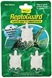 turtle rocks for tank - TetraFauna ReptoGuard Turtle Health Conditioner Block