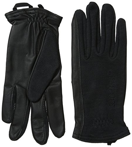 (BLACKHAWK! Men's Tactical Aviator Fire and Slash Resistant Flight Ops Gloves with Kevlar (Black, Small))