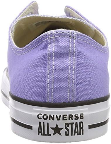 Converse CTAS Ox, Baskets Mixte Adulte, Violet (Twilight