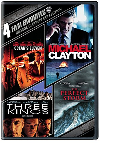 4-Film-Favorites-George-Clooney-Michael-Clayton-Oceans-Eleven-The-Perfect-Storm-Three-Kings