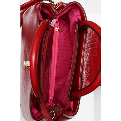 elegante para estilo moderno Mujer 20 a y Boloso Bolso bandolera para mano Barbie Chica de qwx78PP