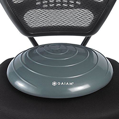 Gaiam Evolve Balance Board For Standing Desk Stability