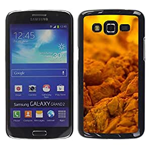 LECELL -- Funda protectora / Cubierta / Piel For Samsung Galaxy Grand 2 SM-G7102 SM-G7105 -- Plant Nature Forrest Flower 102 --