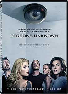 Persons Unknown: Season 1 [Import]