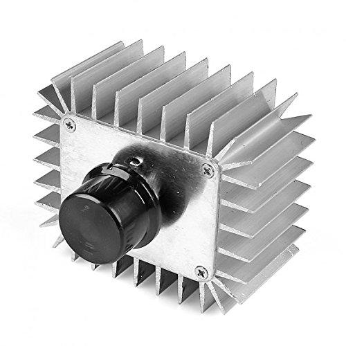 SainSmart AC 220V 5000W SCR Voltage Regulator Speed Controller Dimming Dimmers (Voltage Regulator Dimmer compare prices)