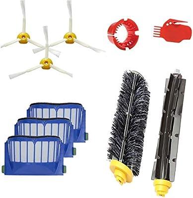beststar - Kit de Accesorios de Repuesto para Cepillo de Filtro ...