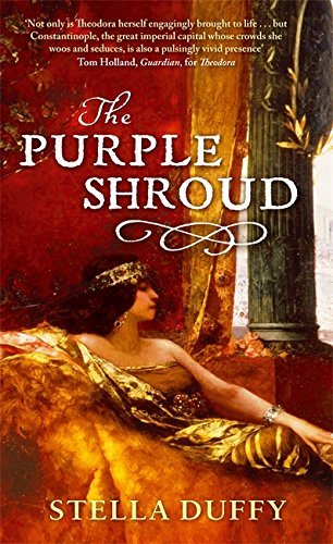 2012 Shroud - The Purple Shroud by Stella Duffy (2012-07-05)