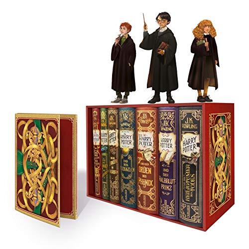 Buch-Tipp: Harry Potter - Band 1-7 im Schuber