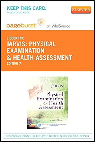Physical examination and health assessment elsevier ebook on physical examination and health assessment elsevier ebook on vitalsource retail access card 7e 7th edition fandeluxe Images