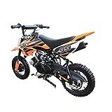 Coolster Kids Mini Dirt Bike 70cc Youth Gas Pit