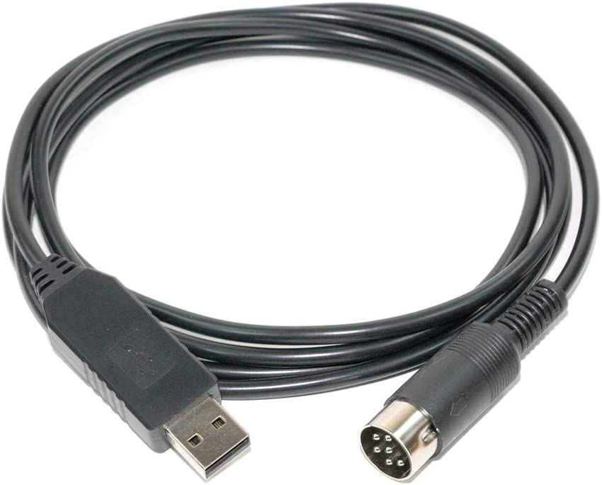 USB CAT interface cable for Kenwood TS-450s TS-690s TS-850s TS-950s TS-790A
