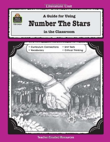 Price comparison product image A Guide for Using Number the Stars in the Classroom by Kathy Jordan (1993-04-01)