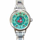 Princess Elena of Avalor Design Round Italian Charm Watch Limited Edition#2