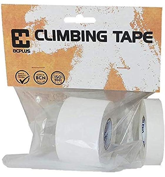 8cplus CLIO215B Climbing Tape, Blanco 1,5cm x 10 m ...