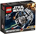 """レゴ (LEGO) スター・ウォーズ マイクロファイター""""TIE アドバンスト・プロトタイプ"""" 75128"""