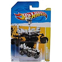Hot Wheels 2014 Hw City Planet Heroes Mars Rover Curiosity 71/250 by Hot Wheels