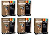 KIND Bars, Madagascar Vanilla Almond, Gluten Free, Low Sugar, 1.4oz, 60 Bars