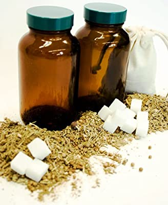 Amazon.com : Esutras Organics Homemade Absinthe Kit : Energy Drinks : Grocery & Gourmet Food
