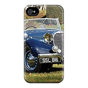 Hot Style WRi3954olUJ Protective Cases Covers For Iphone4/4s(talbot-lago T23 Mayor Cabriolet 1938)