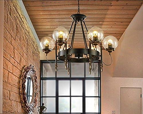 Les anno gang wind led lampada creativo industrie ferro lampade