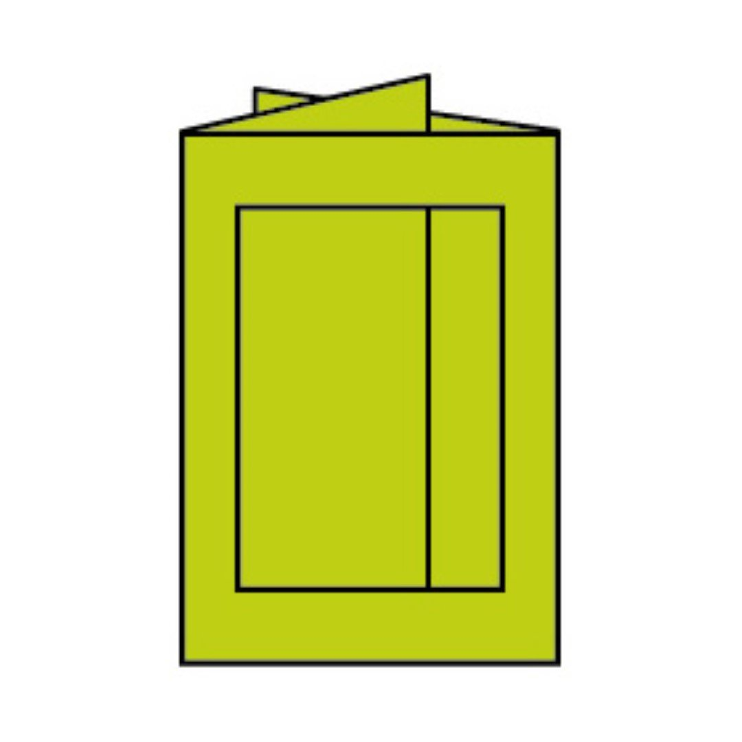 Rössler Rössler Rössler Papier - - Paperado-5er Pack PP-Karten eckig Ft.B6, Maigrün - Liefermenge  10 Stück B07CX7JGR6 | Vorzugspreis  e32e4e