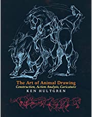 The Art of Animal Drawing: Construction, Action Analysis, Caricature