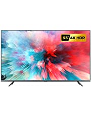 Xiaomi L55M5-5ARU 55-inch 4K Ultra HD Smart LED TV Digital Ready Android TV with Google Playstore, Youtube and Google Assistant Built-in