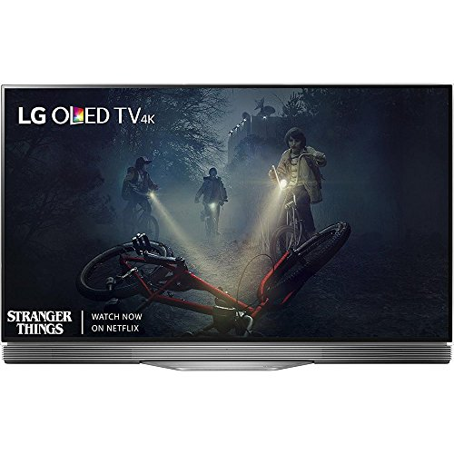 LG Electronics OLED55E7P 55-Inch 4K Ultra HD Smart OLED TV (2018 Model)