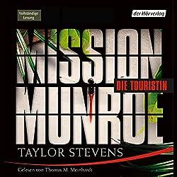 Mission Munroe: Die Touristin